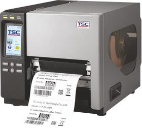 Принтер TSC TTP-2610MT : gera