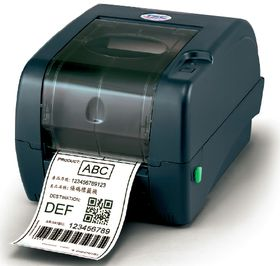 Принтер TSC TTP-345 : gera