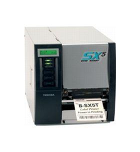 Принтер Toshiba ТЕС В-SX 5T : gera