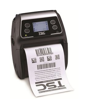 Принтер TSC Alpha-4L Wi-Fi + LCD : gera